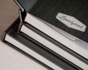 Mínimo de páginas para los albumes de bodas